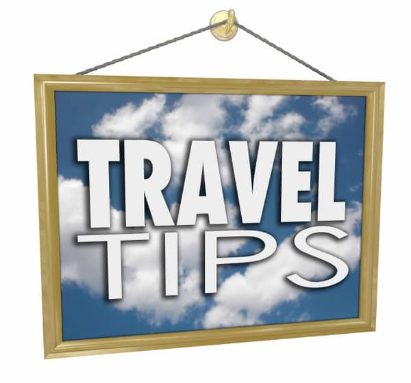 Tips shared by KIVC for member travelers